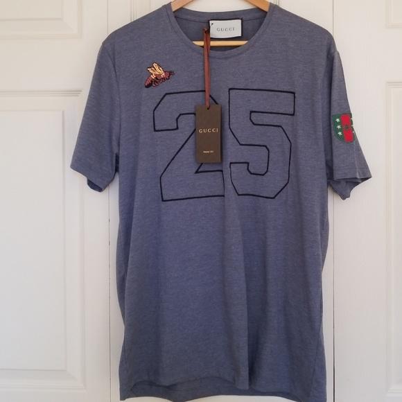 c0c990a8 Gucci Shirts | Nwt 25 Bee Tshirt | Poshmark